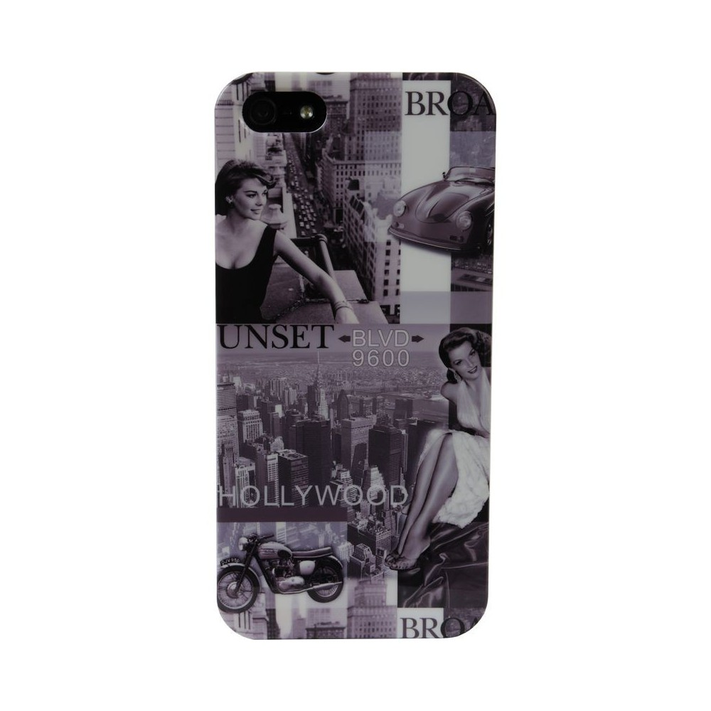 Coque Akashi Hollywood pour Apple iPhone 5