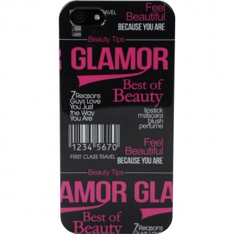 Coque Akashi Glamor pour Apple iPhone 5