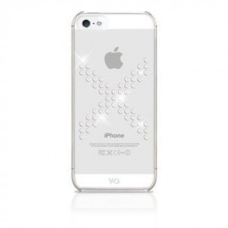 "Coque White Diamonds ""X-Series"" blanc pour Apple iPhone 5/5S"