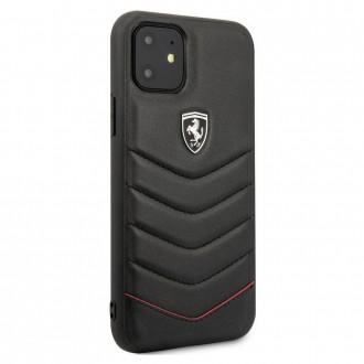 Coque pour iPhone 11 de marque Ferrari
