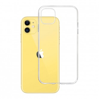 Coque iPhone 11 transparente 3mk