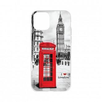 Coque pour iPhone 11 souple Londres - Crazy Kase