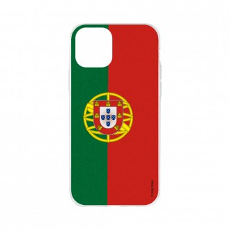 Coque pour iPhone 11 souple motif Drapeau Portugais - Crazy Kase
