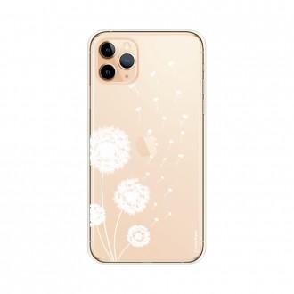 Coque pour iPhone 11 Pro Max souple Fleurs de pissenlit - Crazy Kase