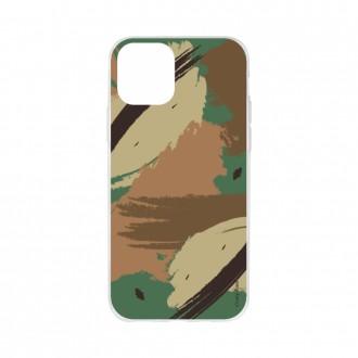 Coque pour iPhone 11 Pro Max souple motif Camouflage - Crazy Kase