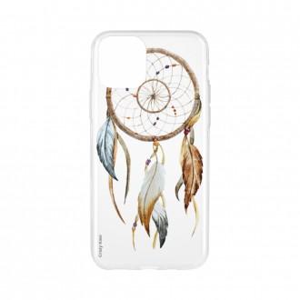 Coque pour iPhone 11 Pro Max souple motif Attrape Rêves Nature - Crazy Kase