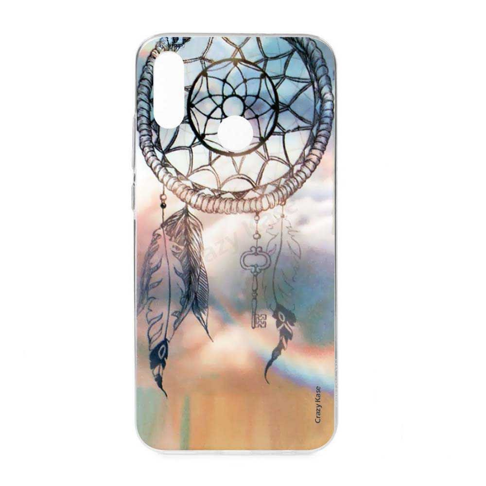 Coque Huawei P Smart 2019 souple motif Attrape rêves - Crazy Kase