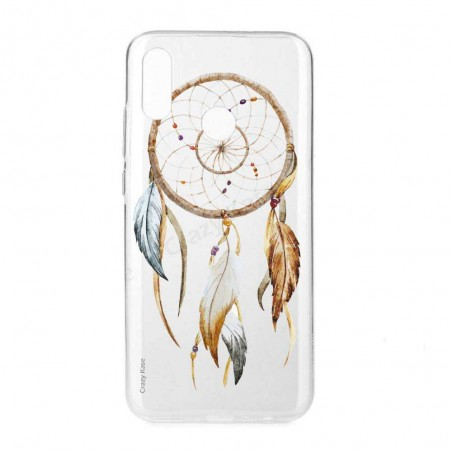 Coque Huawei P Smart 2019 souple motif Attrape Rêves Nature - Crazy Kase