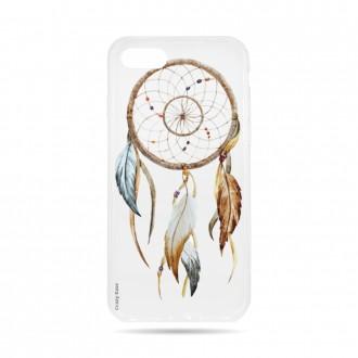 Coque iPhone 7 souple motif Attrape Rêves Nature - Crazy Kase