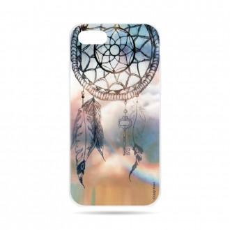 Coque iPhone 7 souple motif Attrape rêves  - Crazy Kase
