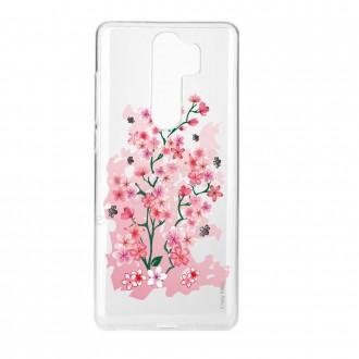 Coque Xiaomi Redmi Note 8 Pro souple Fleurs de Cerisier - Crazy Kase