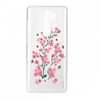 Coque Xiaomi Redmi Note 8 Pro souple Fleurs de Sakura - Crazy Kase