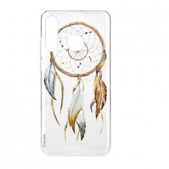 Coque Galaxy A40 souple motif Attrape Rêves Nature - Crazy Kase