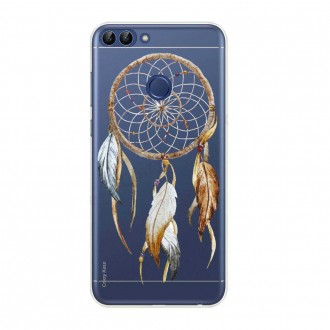 Coque Huawei P Smart 2018 souple motif Attrape Rêves Nature - Crazy Kase