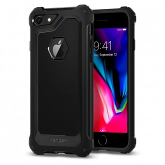 Spigen Coque Iphone 8 / 7 Rugged Armor Extra noir