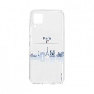 Coque pour Huawei P40 Lite souple Monuments de Paris Crazy Kase