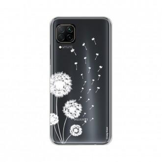 Coque pour Huawei P40 Lite souple Fleurs de pissenlit Crazy Kase