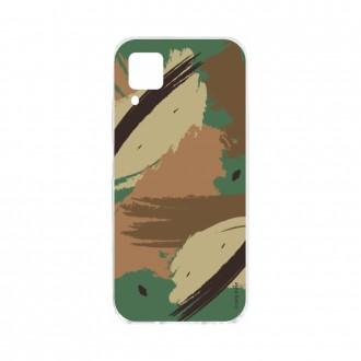 Coque pour Huawei P40 Lite souple Camouflage Crazy Kase