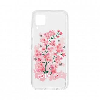 Coque pour Huawei P40 Lite souple Fleurs de Cerisier Crazy Kase