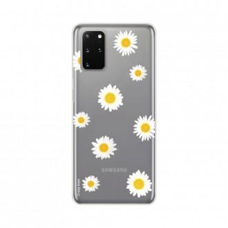 Coque pour Samsung Galaxy S20 Plus souple Marguerite Crazy Kase