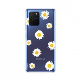 Coque pour Samsung Galaxy S10 Lite souple Marguerite Crazy Kase