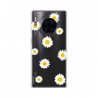 Coque pour Huawei Mate 30 Pro souple Marguerite Crazy Kase