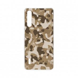 Coque Xiaomi Mi A3 souple Camouflage militaire désert Crazy Kase