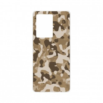 Coque Samsung Galaxy S20 Ultra souple Camouflage militaire désert Crazy Kase