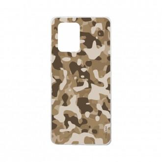 Coque Samsung Galaxy S10 Lite souple Camouflage militaire désert Crazy Kase