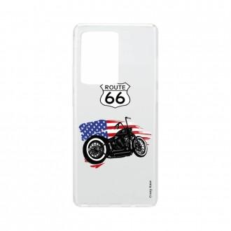 Coque pour Samsung Galaxy S20 Ultra souple Moto Harley Davidson - Crazy Kase