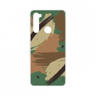Coque pour Xiaomi Redmi Note 8 souple Camouflage Crazy Kase
