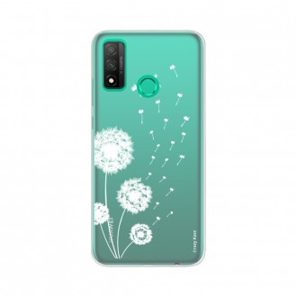 Coque Huawei P Smart 2020 souple Fleur de pissenlit Crazy Kase