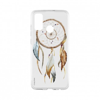 Coque Huawei P Smart 2020 souple Attrape Rêves Nature Crazy Kase