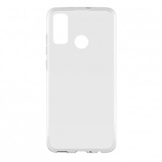 Coque Huawei P Smart 2020 Transparente souple Crazy Kase