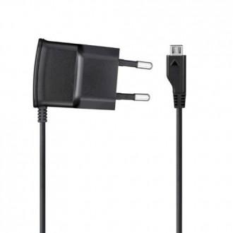 Chargeur de voyage Samsung compact eco connectique micro usb