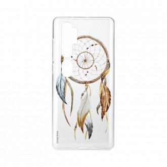 Coque pour Xiaomi Mi Note 10 souple Attrape Rêves Nature Crazy Kase
