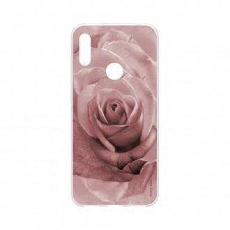 Coque pour Huawei Y6s souple Rose en couleur pastel Crazy Kase