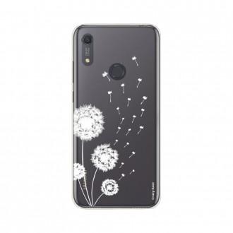 Coque Huawei Y6s souple Fleur de pissenlit Crazy Kase