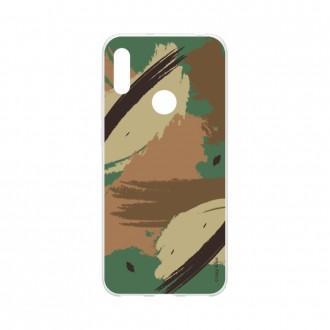 Coque Huawei Y6s souple Camouflage Crazy Kase
