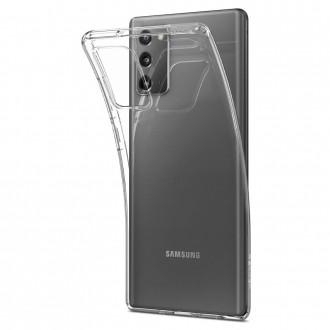 Spigen Coque Liquid Crystal transparente pour Samsung Galaxy Note20