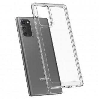 Spigen Coque Ultra Hybrid Transparente pour Samsung Galaxy Note20