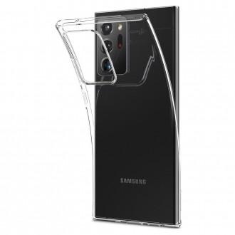 Spigen Coque Liquid Crystal transparente pour Samsung Galaxy Note20 Ultra
