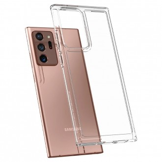 Spigen Coque Ultra Hybrid Transparente pour Samsung Galaxy Note20 Ultra