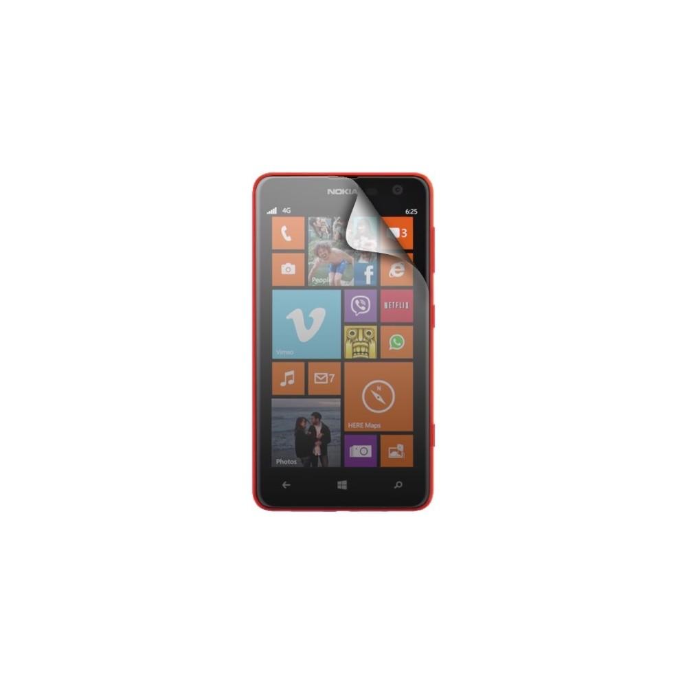 Lot de 2 protège-écrans transparents pour Nokia Lumia 625