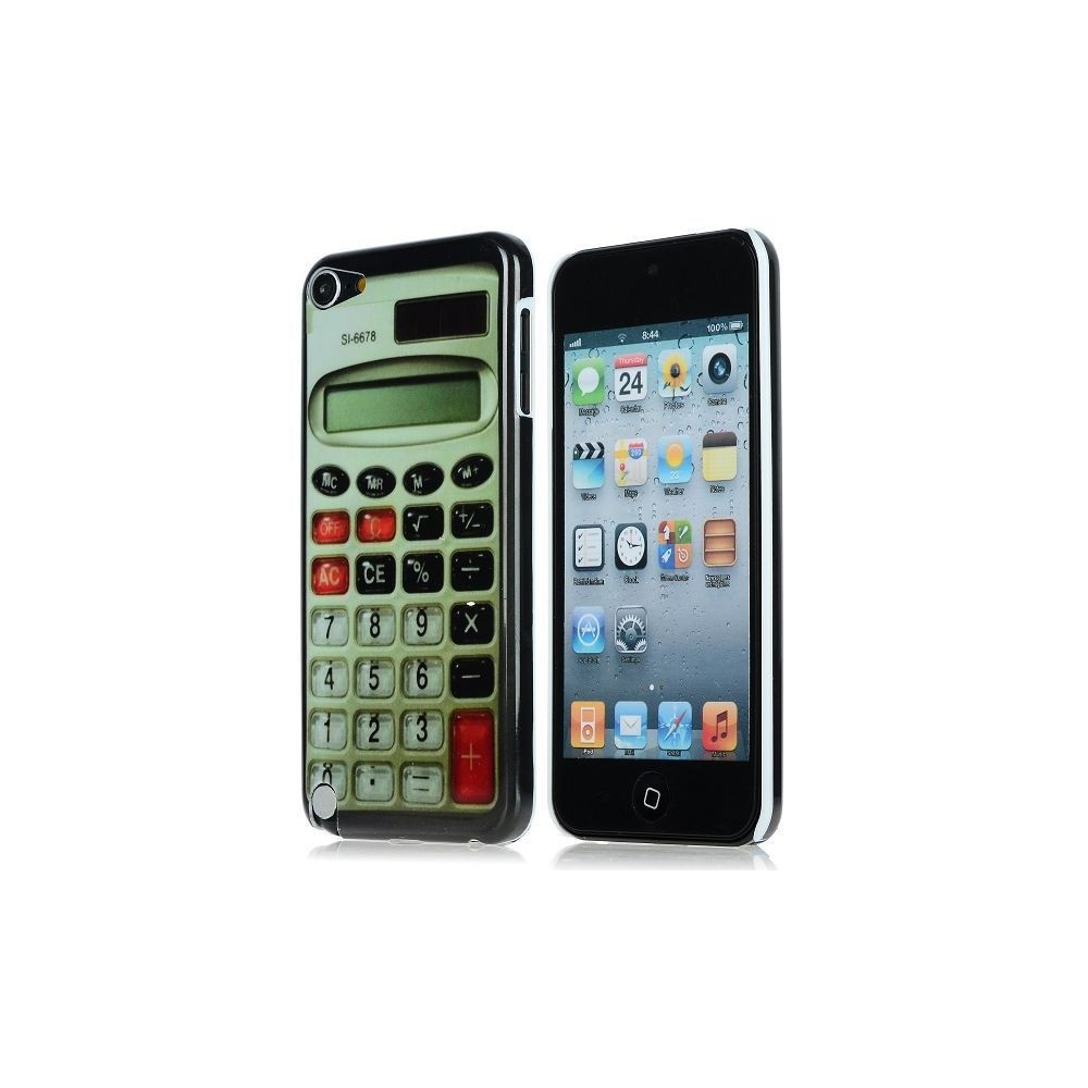 Coque iPod Touch 5 / Touch 6 plastique motif calculatrice