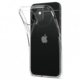 Spigen Coque Liquid Crystal transparente iPhone 12 Mini (5,4)