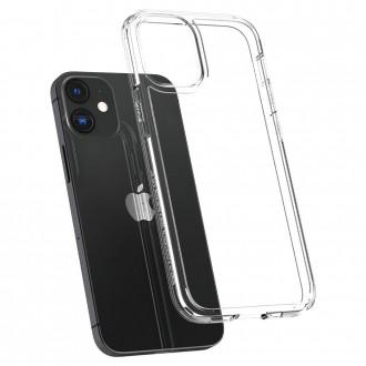 Spigen Coque iPhone 12 Mini (5,4) Ultra Hybrid transparente