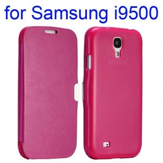 Etui rose ouverture horizontale pour Samsung Galaxy S4 i9500