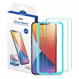 ESR verre trempé pour iPhone 12 Mini (5.4) transparent Screen shield