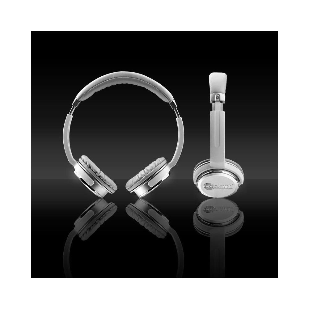 Casque Stéréo Noise Hush NX26 Couleur blanc